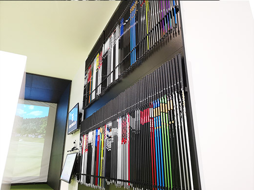 golfskills-shaft-fitting-paris-france-true-spec-golf