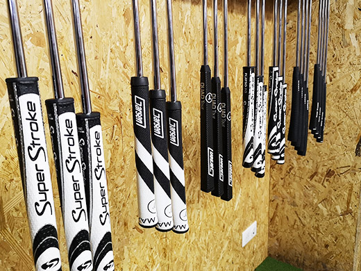 golfskills-shaft-putter-fitting-paris-france-true-spec-golf