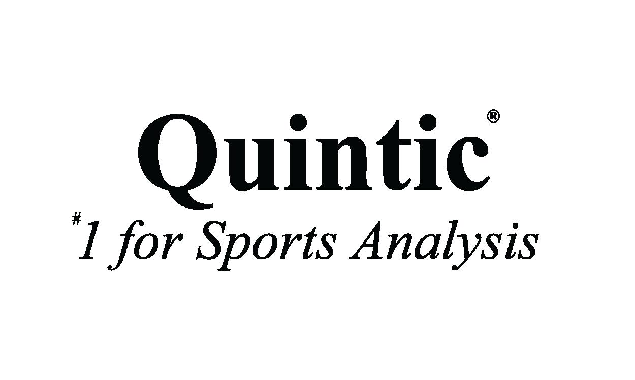 logo quintic noir golfskills