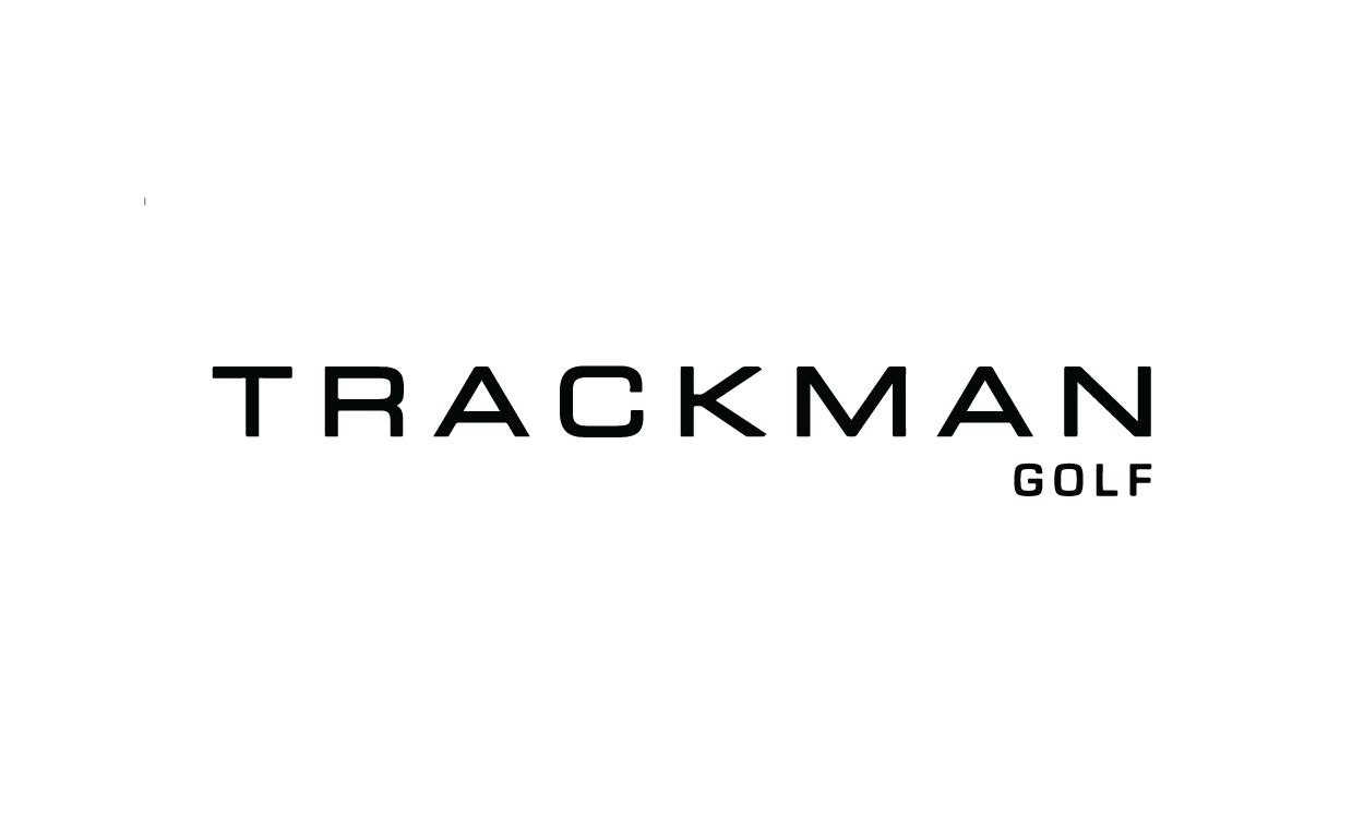 logo trackman golf noir golfskills